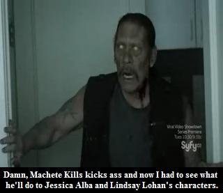 Zombie Machete