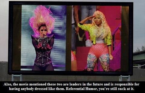 Gaga & Minaj