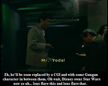 Mr Yoda