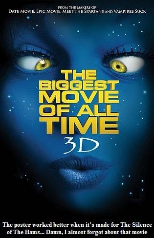 Biggest Movie Of All Time 3D