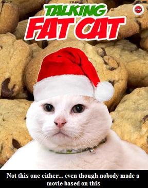 Talking Fat Cat